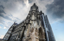 Reims Stock Photography