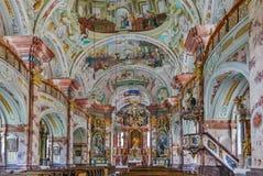 Rein Abbey, Austria Fotos de archivo