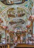Rein Abbey, Austria Imagen de archivo libre de regalías