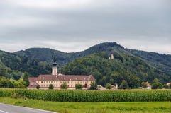 Rein Abbey, Austria Imágenes de archivo libres de regalías