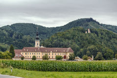 Rein Abbey, Austria Imagenes de archivo