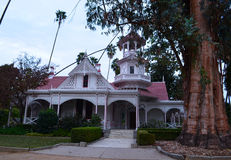 Reina Anne Cottage Historic Structure Imágenes de archivo libres de regalías