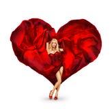 Reina de corazones Fotos de archivo libres de regalías