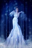 Reina de la nieve Imagen de archivo