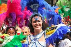 Reina del carnaval Imagen de archivo