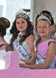 Reina del carnaval del bocadillo de la Srta. Foto de archivo