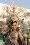 Reina del desfile Imágenes de archivo libres de regalías