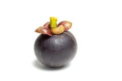 Reina del mangostán de frutas Imagenes de archivo