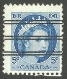 Reina Elizabeth 2da imagen de archivo