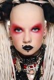 Reina gótica Fotografía de archivo libre de regalías