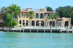 Reina Miami de la isla Imagen de archivo libre de regalías