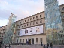 Reina Sofia Museum madrid imagens de stock