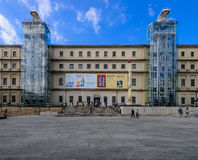 Reina Sofia national museum Royalty Free Stock Image