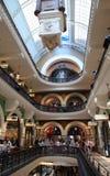 Reina Victoria Building de la Navidad @ foto de archivo libre de regalías