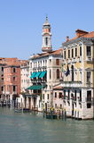 Reinaissance buildings in Venice Royalty Free Stock Images