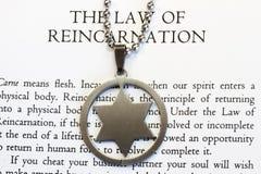 reincarnation стоковое изображение