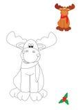 reindeer Стоковые Изображения RF