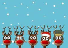 Free Reindeer Stock Photos - 62868263