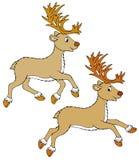 Reindeer royalty free illustration