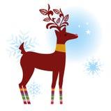 reindeer иллюстрация штока
