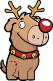 Reindeer Dog Royalty Free Stock Photos