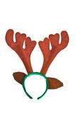 Reindeer horns Stock Photography