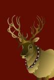 Reindeer Illustration Stock Photos