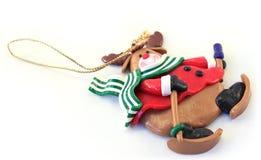 Reindeer Ornament Royalty Free Stock Photos
