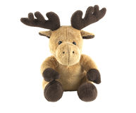 Reindeer toy Stock Photography