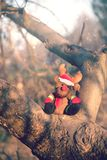 Reindeer toy Stock Image