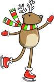Reindeer Vector Illustration Stock Image
