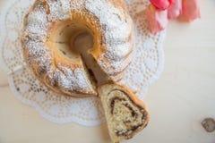 Reindling, gâteau de Pâques d'Allemand photo stock