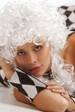 Reine d'échecs Photos libres de droits