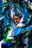 Reine de carnaval Photo libre de droits