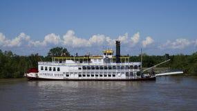 Reine de Creol sur le Mississippi Images libres de droits