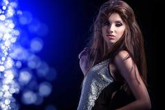 Reine de danse photographie stock