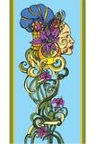 Reine de forêt illustration stock
