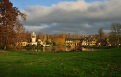 reine de hameau Λα στοκ φωτογραφία