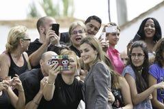 Reine de l'Espagne Photographie stock libre de droits