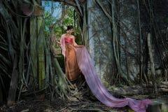 Reine de Naga Images stock
