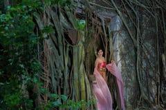Reine de Naga Image stock