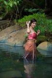 Reine de Naga Photos libres de droits