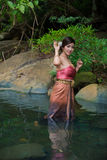 Reine de Naga Photos stock