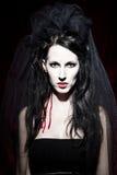 Reine de vampire images libres de droits
