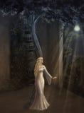 Reine des elfes Photo libre de droits