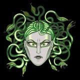 Reine des serpents Image libre de droits