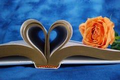 Reine Liebe Stockbild