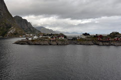 reine norwegen Stockfoto