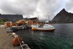 reine Norwegia Obrazy Stock