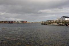 reine Norwegia Zdjęcie Stock